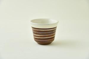 傳 杯 / 小 (茶呉須)