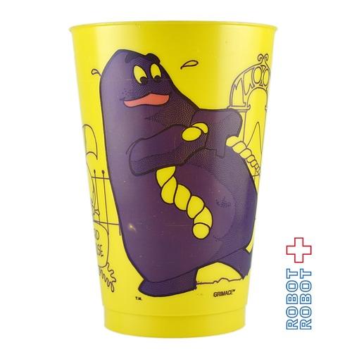 マクドナルド プラスチックカップ 動物園 グリマス  ※難有り