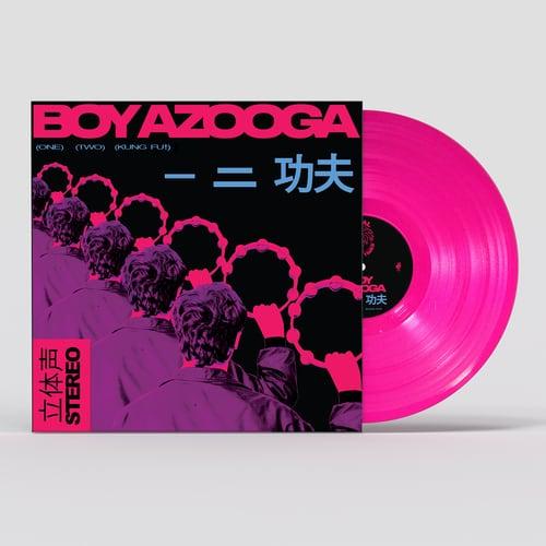 Boy Azooga / 1,2, Kung Fu!(Ltd  LP)