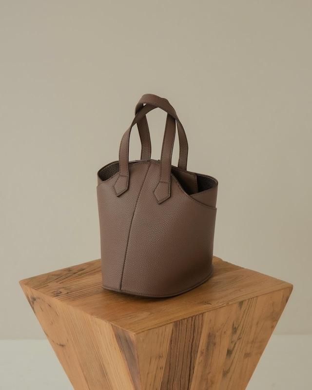 smooth mini shoulder bag