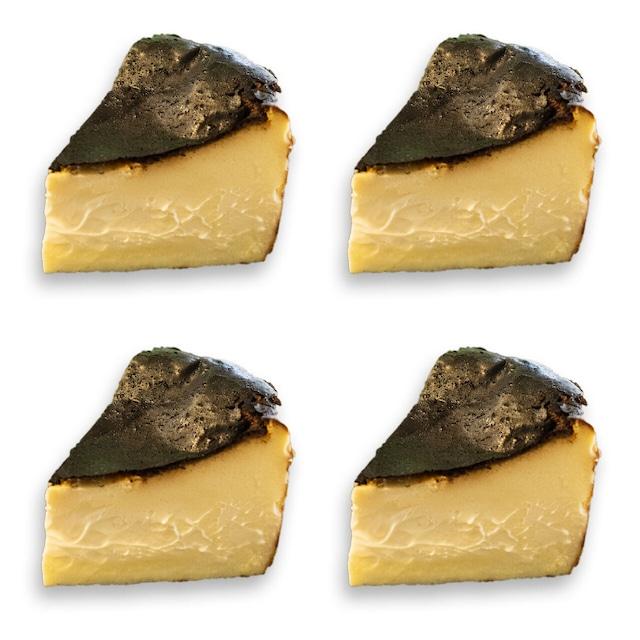 バスクチーズケーキ4個セット
