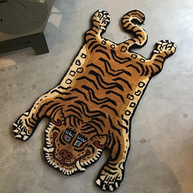 """Tibetan Tiger Rug """"01 / Small"""""""