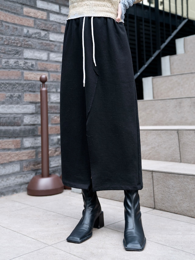 【WOMENS - 1 size】SWEAT SKIRT / 2colors