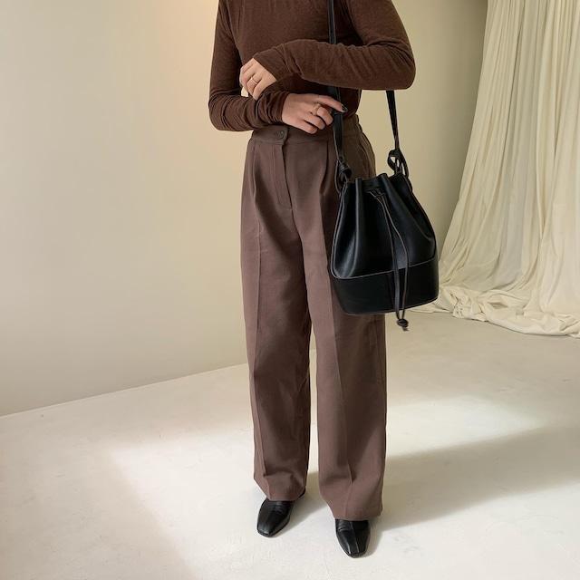wool lining pants
