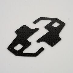 ◆OSHM2020  旧M2専用カーボンアッパーフレーム2ps(ネオヘリでM2購入者のみ購入可)