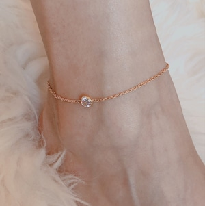 Lady anklet