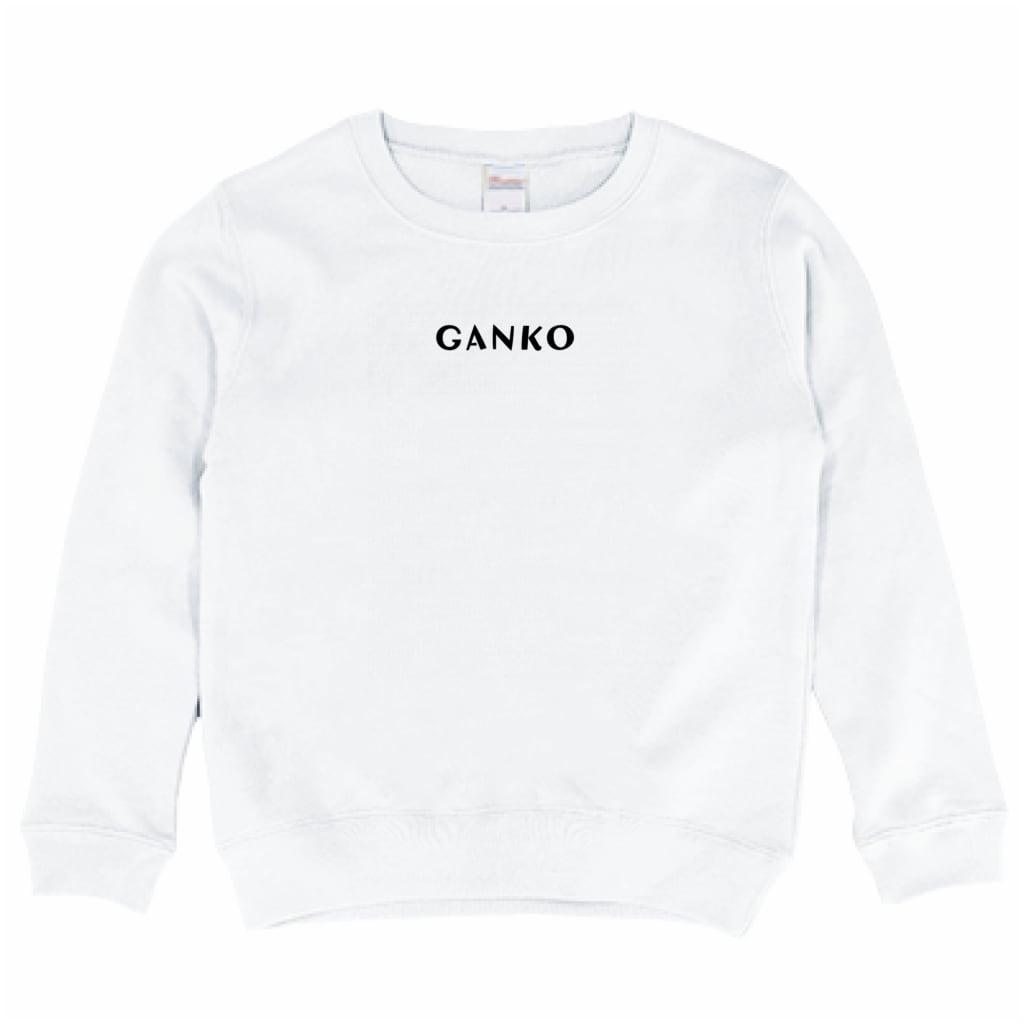 とうふめんたるずトレーナー(GANKO・キッズ)
