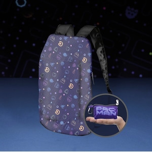 PAC MAN POP UP BACKPACK (パックマン ポップアップバックパック) /Paladone