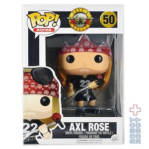 ファンコ POP! ロックス 50 アクセル・ローズ / ガンズ・アンド・ローゼズ