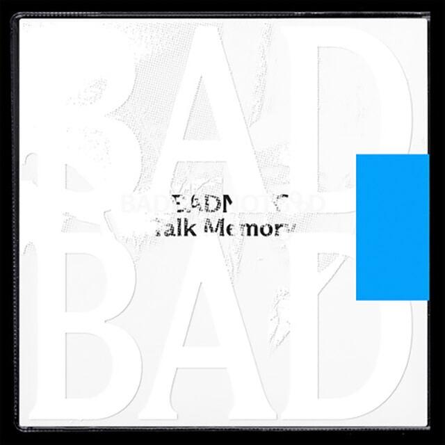 【LP】BADBADNOTGOOD - Talk Memory(限定ホワイト・ヴァイナル)