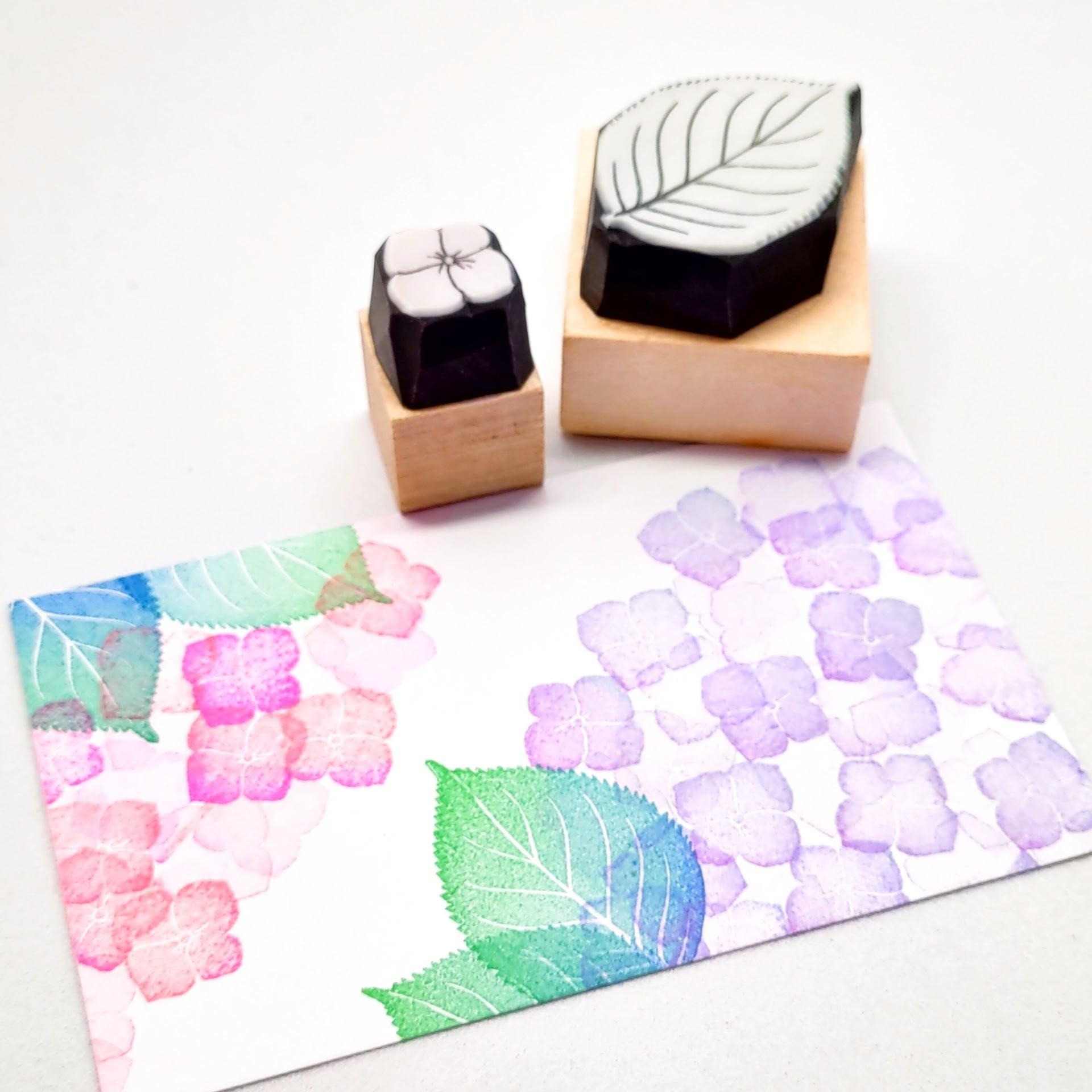 季節を楽しむ紫陽花セット