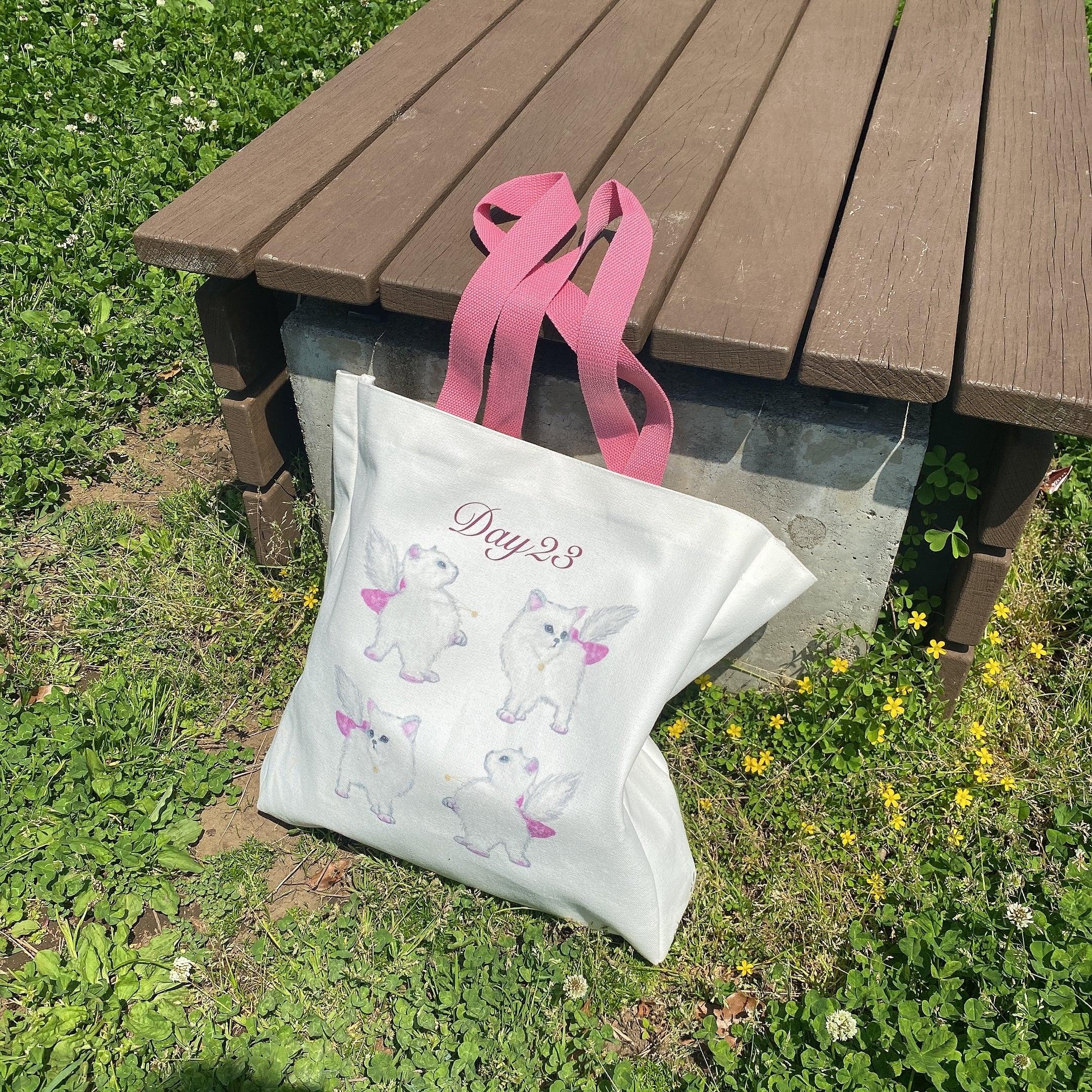 【original】''Daycat'' tote bag