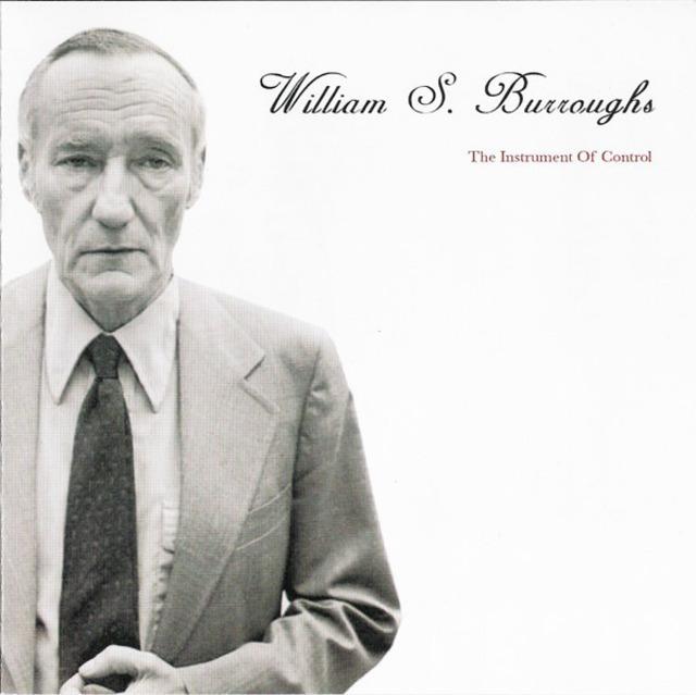 William S. Burroughs – The Instrument Of Control(CD)