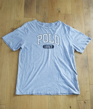 USED T-shirt -POLO 1967-