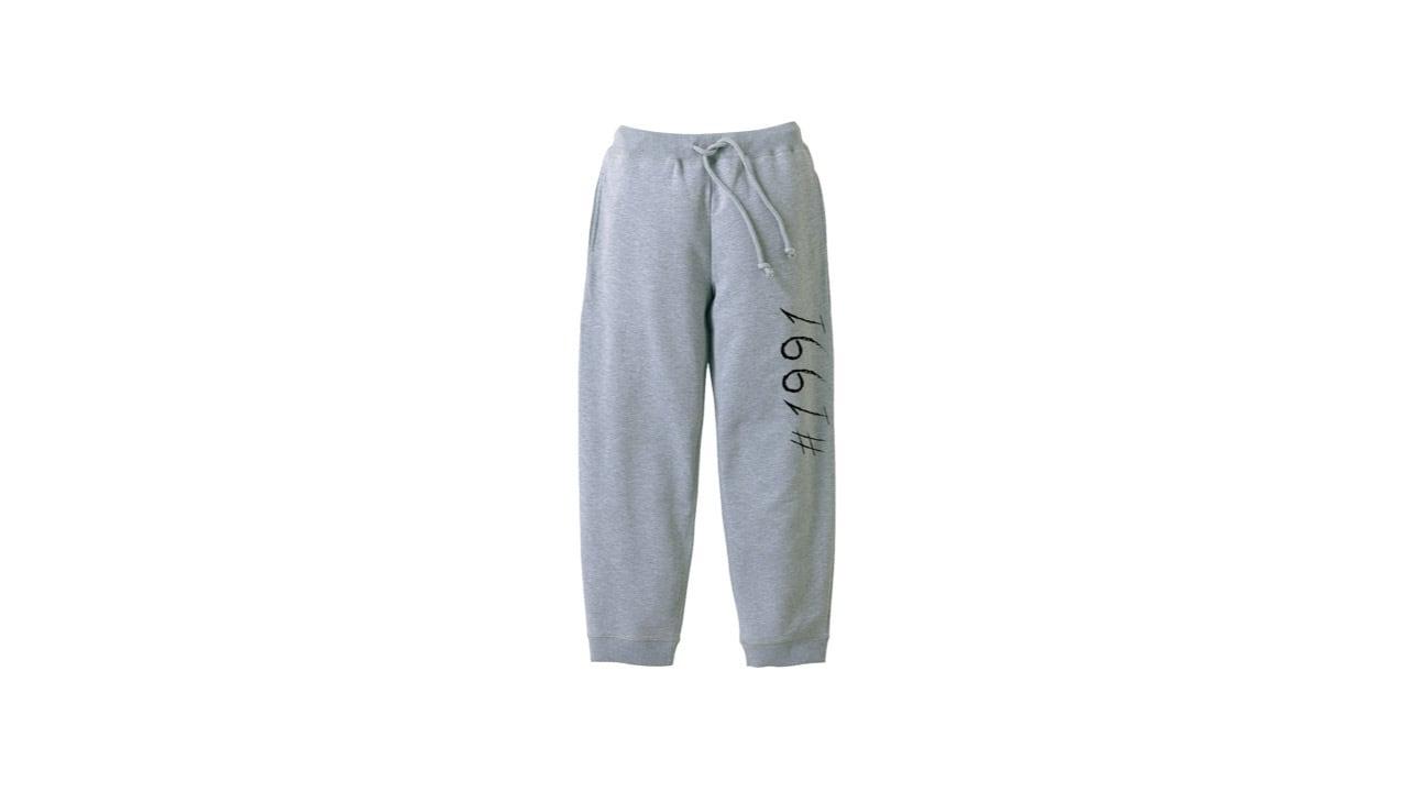 1991 sweat pants (GRY)