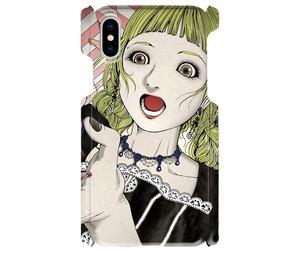 (iPhone X/XS)少女IN