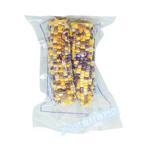 【冷凍便】冷凍紫糯玉米棒(冷凍とうもろこし)