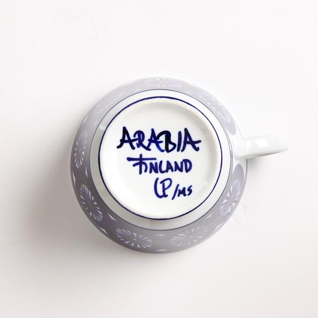 ARABIA アラビア Fiesta フィエスタ カップ&ソーサー - 7 北欧ヴィンテージ