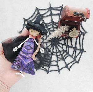 【ハロウィンパーティ】ククイナッツの魔女っ娘ハワイアンガール