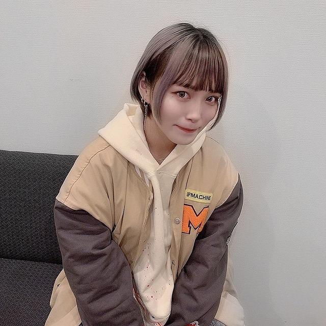 《即納》ロング丈カレッジスタジャン【MIRIさん着用】