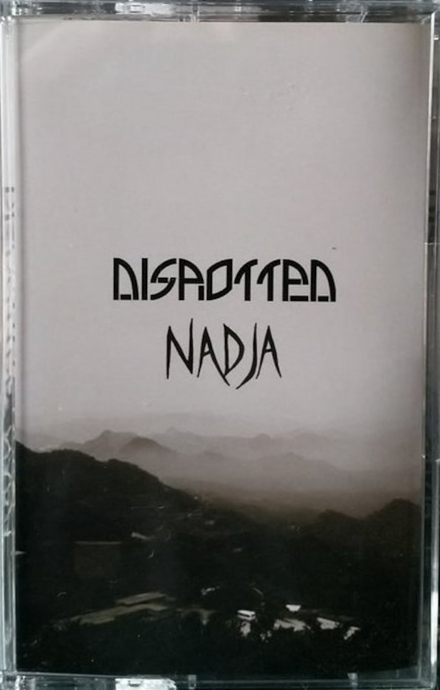 Nadja / Disrotted - Split(CS)