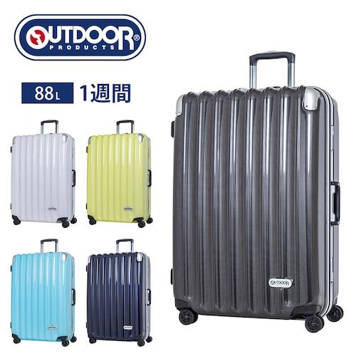 OD-0767-70 [クーポン対象] スーツケース LLサイズ フレーム キャリーケース OUTDOOR PRODUTS アウトドアプロダクツ