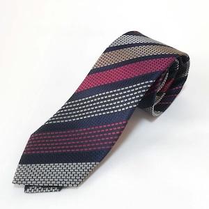 Stitched Stripes - ここ1番の勝負ネクタイ-0018