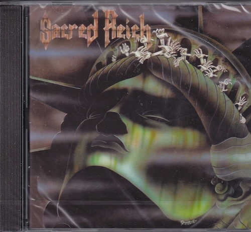 SACRED REICH 『The American Way (Re-issue)』