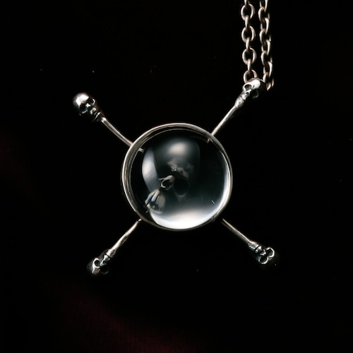 Rudden of Pirate Ship Necklace