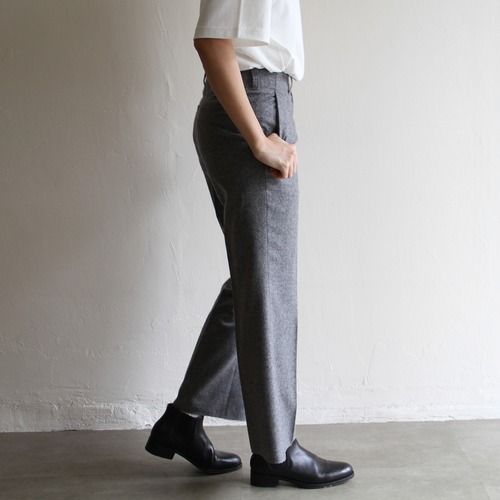UNION LAUNCH【 womens 】roden cloth flare pants