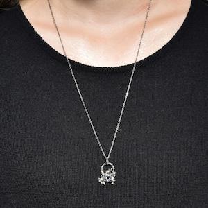 Packaged collection  Trapezist pendant(オウムとブランコ)