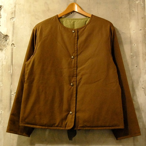 ZANTER JAPAN 0312 Reversible Short Down Jacket