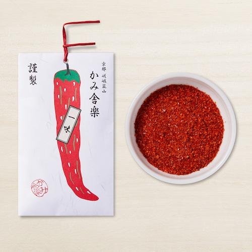 一味唐辛子  /  Ichimi red chili pepper