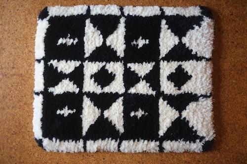 【佐藤さんのノッティング】◆◆手織りの椅子敷き★★初入荷!★2020.7.21★ 18