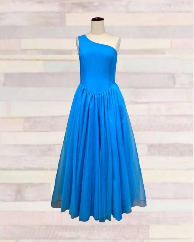 240841 / ドレス / ブルー