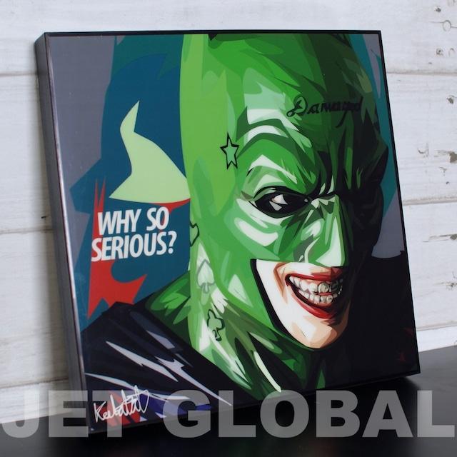 ジョーカー バットマン/ JOKER IN BATMAN / Lサイズ 52cm / PAPDC_0034