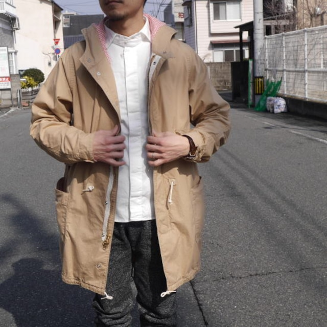 simva khakis(シンバカーキーズ)モッズコート M/Lサイズ