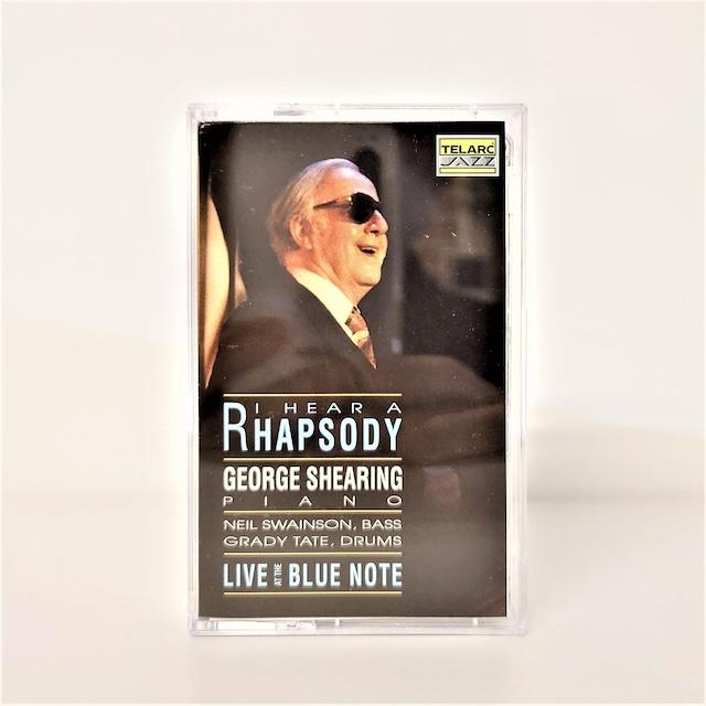[中古カセット]  George Shearing – I Hear A Rhapsody - Live At The Blue Note