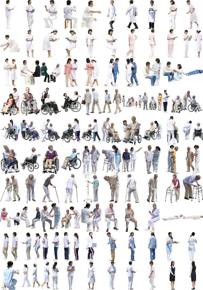 医療・介護SketchUp素材 4l_009 - 画像2