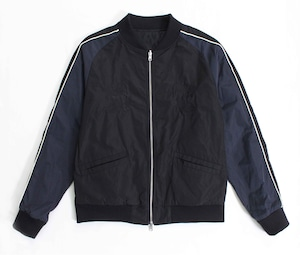 Enharmonic TAVERN Souvenir Jacket -black / Leopard