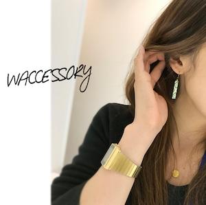 WACCESSORY『照』_ピアス/イヤリング