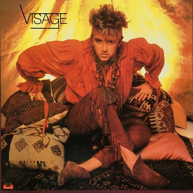 【12inch・米盤】Visage / Visage