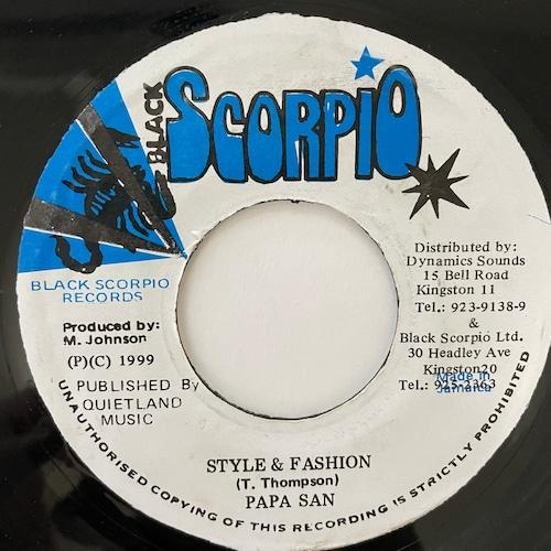 Papa San - Style & Fashion【7-20737】