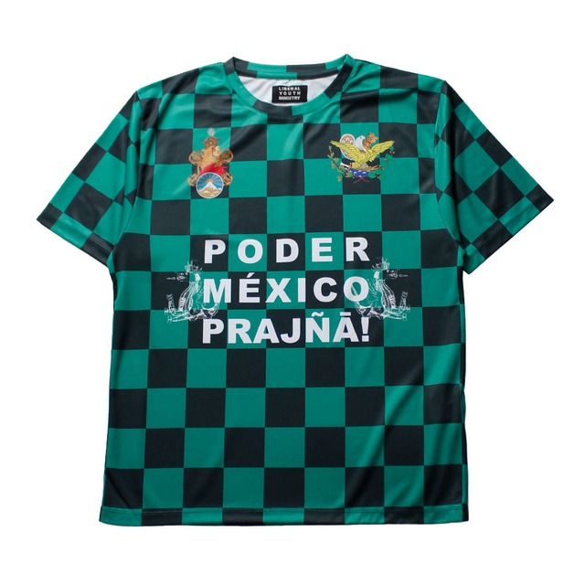 Liberal Youth Ministry Mexico Jersey Tee
