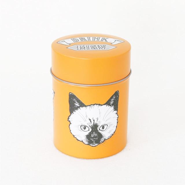 CofeeCanisterCat(コーヒーキャニスター)オレンジ