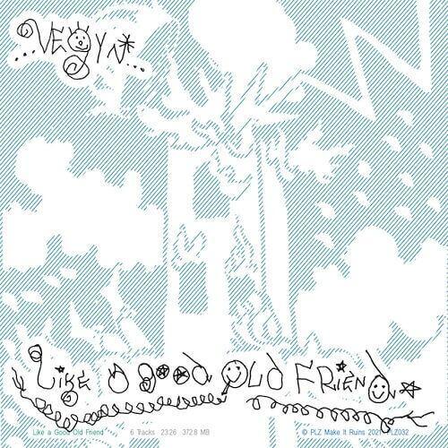 Vegyn - Like A Good Old Friend (LP)