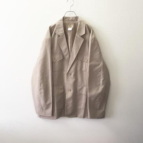 HABAND TREVELERS オーバーサイズ 4ポケット ポリエステル ジャケット sizeXL メンズ 古着