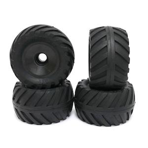 PLATIPUS WHEEL / XT WHEELZ / Off-ROAD KIT / DIRT WHEEL  / ダートウィール / 110mm