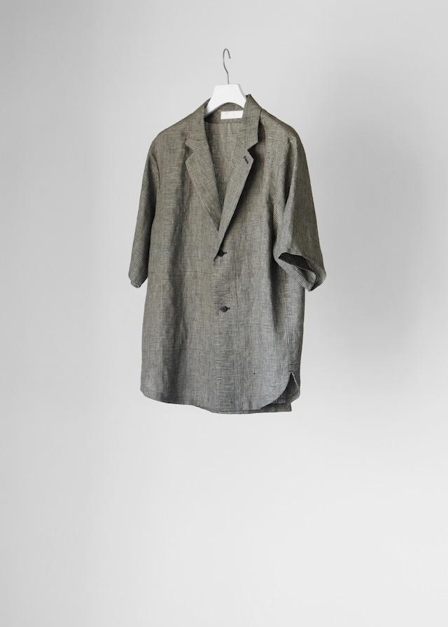 ETHOSENS    Checkered tailor shirt