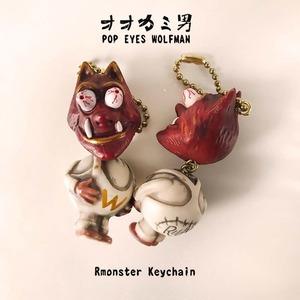 RMonster BALLOON K/C・オオカミ男